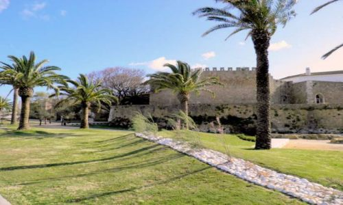 PORTUGALIA / Algarve / miasteczko Lagos / Lagos