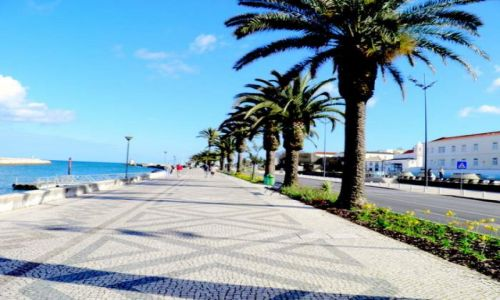 Zdj�cie PORTUGALIA / Algarve / miasteczko Lagos / Lagos