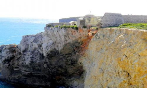 Zdjecie PORTUGALIA / Zachodnie Algarve / nieopodal Sagres / Sagres