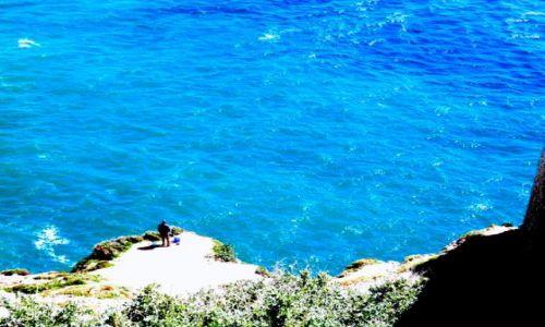 PORTUGALIA / Zachodnie Algarve / nieopodal Sagres / Sagres
