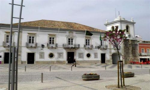 PORTUGALIA / Algarve / miasteczko Loule / Loule-Portugalia
