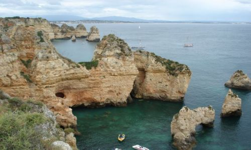 Zdjecie PORTUGALIA / ALGARVE / LAGOS / LAGOS-OCEAN