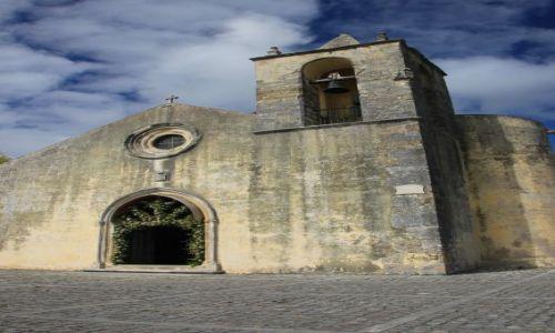 Zdjecie PORTUGALIA / Coimbra / Montenor o Velho / Montenor o Velho Kaplica