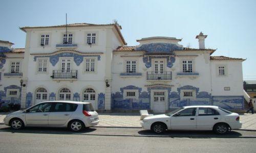 Zdjecie PORTUGALIA / Aveiro / Aveiro / Harmonia