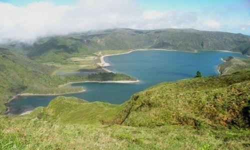 Zdjecie PORTUGALIA / Azory / Sao Miguel / Konkurs - Lagoa do Fogo