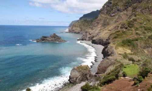 Zdjecie PORTUGALIA / Madera / gdzieś na wybrzeżu / KONKURS Marzenia spełniają się - Zobaczyć Raj