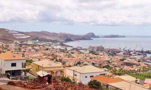 Zdjecie PORTUGALIA / - / Madera / Wybrzeże