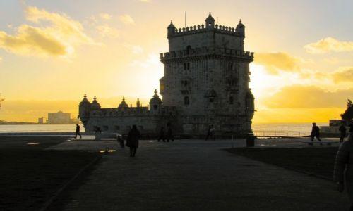 Zdjecie PORTUGALIA / Lizbona / Lizbona / Torre de Belem