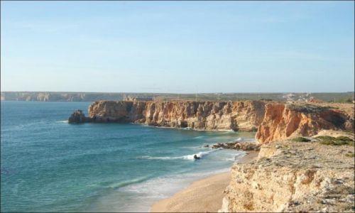 Zdjęcie PORTUGALIA / Algarve / Sagres / Wybrzeże