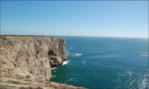 Zdjecie PORTUGALIA / Algarve / Sagres / Idąc wybrzeżem...