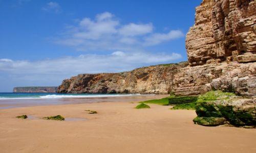 Zdjęcie PORTUGALIA / Algarve / Sagres / Praia do Beliche