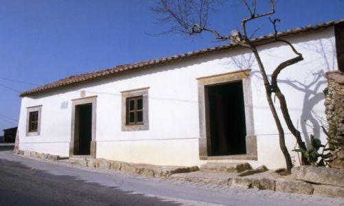 PORTUGALIA / Lisboa / Fatima / Dom Franciszka i Hiacynty w w Aljustrel
