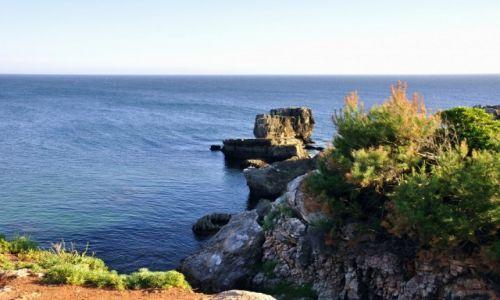 Zdjęcie PORTUGALIA / - / Cascais / Wybrzeże w Cascais