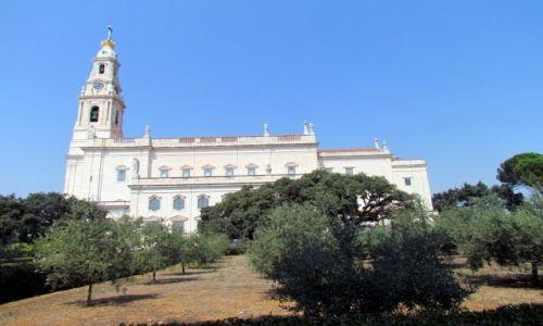 PORTUGALIA / Lizbona / Fatima / Kościół Matki Boskiej Różańcowej