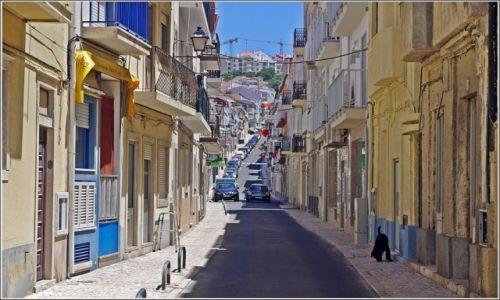 PORTUGALIA / Centrum / Nazaré / Nazaré