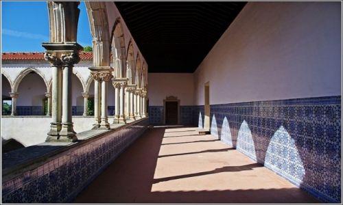 Zdjecie PORTUGALIA / Centrum / Tomar / Klasztor Zakonu Chrystusa w Tomar