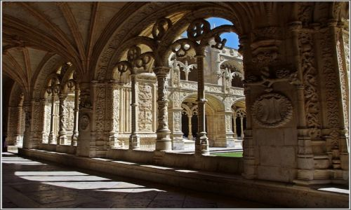 Zdjęcie PORTUGALIA / Lizbona / Lizbona / Klasztor Hieronimitów