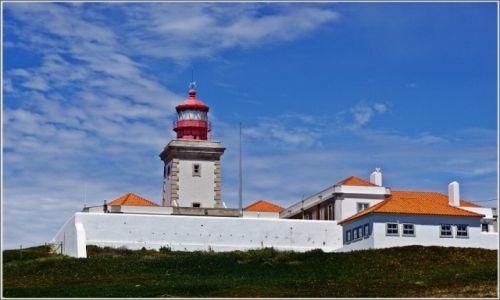 Zdjecie PORTUGALIA / Lizbona / Cabo da Roca / Latarnia morska, Cabo da Roca