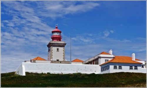 Zdjęcie PORTUGALIA / Lizbona / Cabo da Roca / Latarnia morska, Cabo da Roca