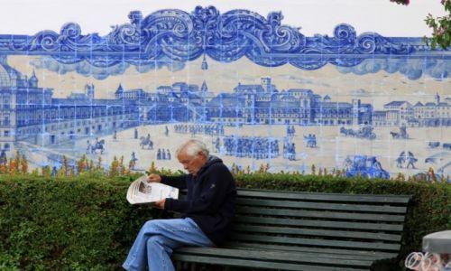 Zdjęcie PORTUGALIA / Lizbona / Costa del Sol / Poranna wiadomość