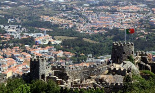 Zdjecie PORTUGALIA / Lizbona / Sintra / Sintra