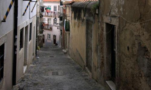 Zdjecie PORTUGALIA / Lizbona / Alfama / Alfama