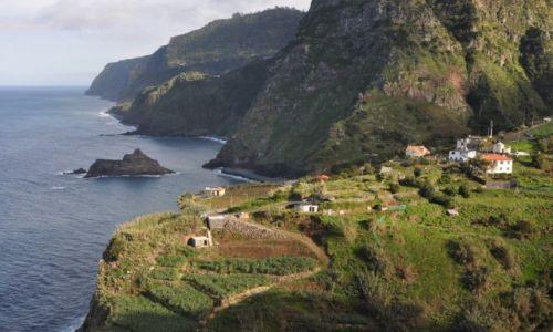 Zdjecie PORTUGALIA / Madera, północno-wschodnie wybrzeże / Sao Jorge / Wybrzeże