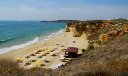 Zdjęcie PORTUGALIA / południowe wybrzeże / Portimao / Algarve