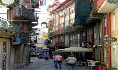 Zdjęcie PORTUGALIA / zachodnie wybrzeże / Porto / klimatyczne Porto..