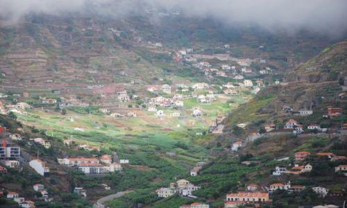 Zdjecie PORTUGALIA / - / Madera / Cudowna dolina