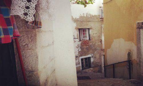 PORTUGALIA / Lisbona / Alfama / Moje codzienne ścieżki