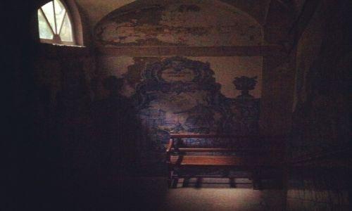 Zdjecie PORTUGALIA / Lisboa / Tajemnica :) To jeden z sekretów Lizbony / Ukryty pałac z azulejos