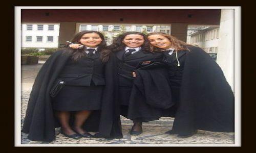 Zdjecie PORTUGALIA / Minho / Coimbra / Portugalskie studentki