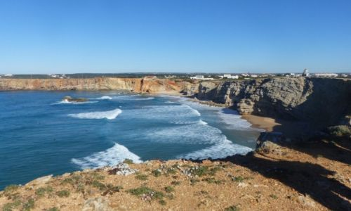 Zdjecie PORTUGALIA / Algarve / Cabo de São Vicente / Na skraju Europy