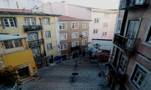 Zdjecie PORTUGALIA / Lizbona / Lizbona / Lizboński klimat