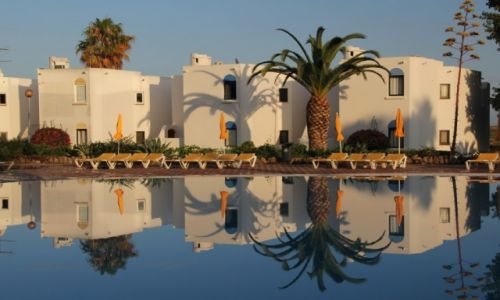 Zdjecie PORTUGALIA / Algarve / Cabanas / Lusterko