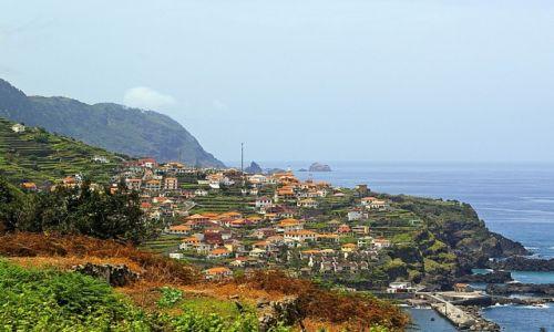 Zdjęcie PORTUGALIA / Madera / Wybrzeże północno-zachodnie / Okolice Seixal