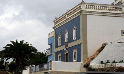 Zdjecie PORTUGALIA / algarve / praia de rocha / azulejos