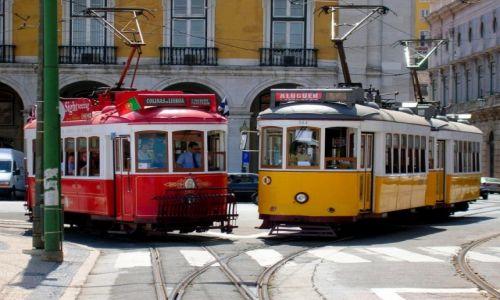 Zdjecie PORTUGALIA / Lizbona / Lizbona / Spotkanie