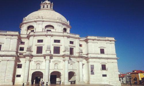 Zdjecie PORTUGALIA / Lizbona / Panteon / Panteon w Lizbonie