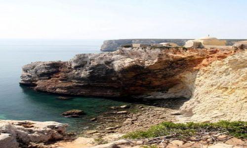 Zdjecie PORTUGALIA / algarve / cap St Vincent / fort