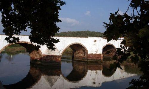 Zdjecie PORTUGALIA / algarve / Silves / most2