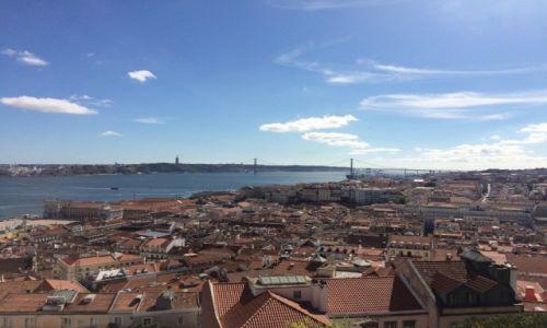 Zdjecie PORTUGALIA / Lizbona  / Lizbona-Castelo / Lizbona