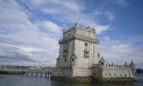 Zdjęcie PORTUGALIA / LISBOA / BELEM / TORRE DE BELEM