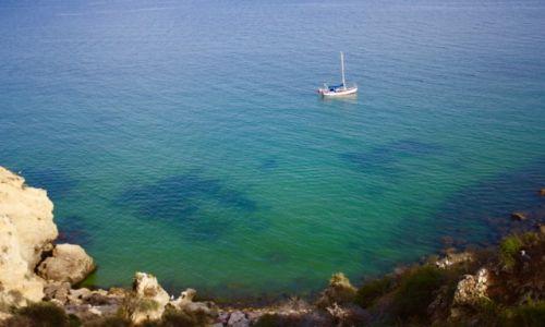 Zdjęcie PORTUGALIA / Algarve / Albufeira / skaczę!