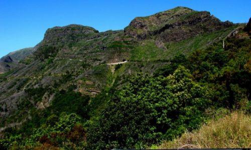 Zdjecie PORTUGALIA / Madera / Madera / Maderskie góry