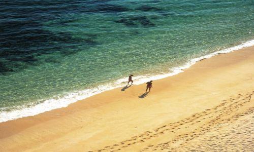 Zdjecie PORTUGALIA / Algarve / Algarve / Plaża Sotavento