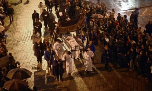 PORTUGALIA / Porto e Norte / Braga / Wielki Tydzień w Bradze – Procesja Pogrzebu Pana