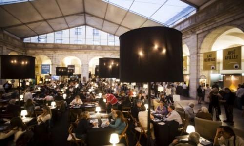 PORTUGALIA / Region Lisboa / Lizbona / Festiwal kulinarny Peixe em Lisboa