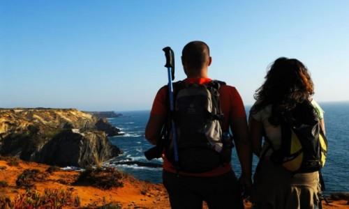 PORTUGALIA / Alentejo/ Algarve / Rota Vicentina / Rota Vicentina - Fishermen's Trail (Trilho dos Pescadores)